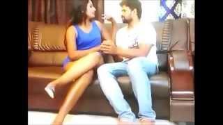 lip kiss video of swathi naidu