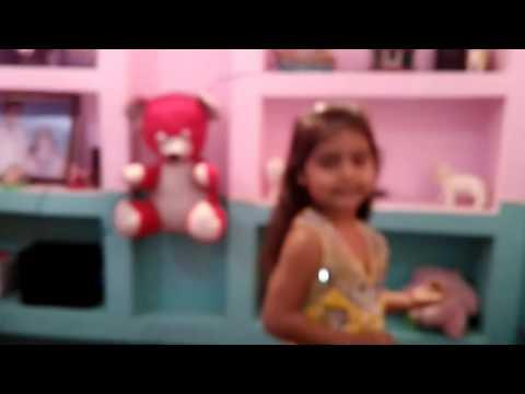 4 years bihar girl's dance on haryani song