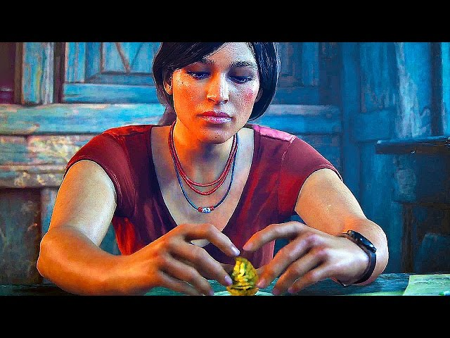 UNCHARTED : The Lost Legacy Cinematic Trailer (PS4) 2017