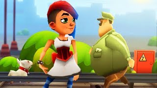 SUBWAY SURFERS GAMEPLAY HD - WASHINGTON D.C. ✔ LUCY AND 25 MYSTERY BOXES OPENING