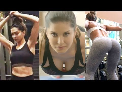 Xxx Mp4 Sunny Leone Hot Workout Video 2018 3gp Sex