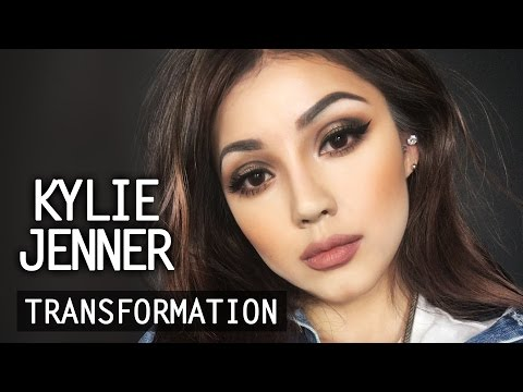 Kylie Jenner Transformation Make-up (With sub) 카일리 제너 커버 메이크업