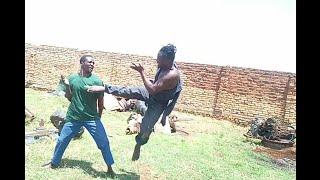 Hii ni zaidi ya Ulingo wa moto action movie episode 02