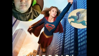Supergirl S1E20 Better Angels Reaction