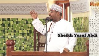 Kuwa Na Utaratibu Na Mipangilio Katika Kufanya Mambo  - Sheikh Yusuf Abdi (Video Fupi)