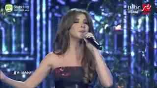 Arab Idol - نانسي عجرم – من اليوم - الحلقات المباشرة