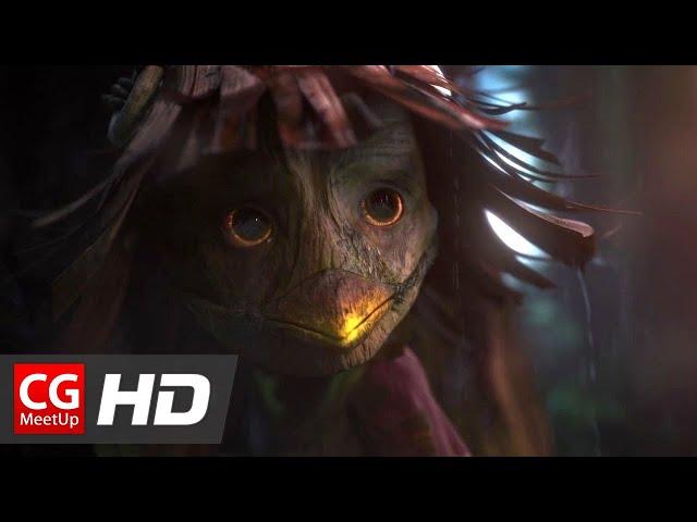 "CGI Animated Short Film HD: ""Majora's Mask - Terrible Fate Short Film"" by EmberLab"