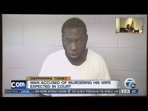Man accused of murdering his wife expected in court
