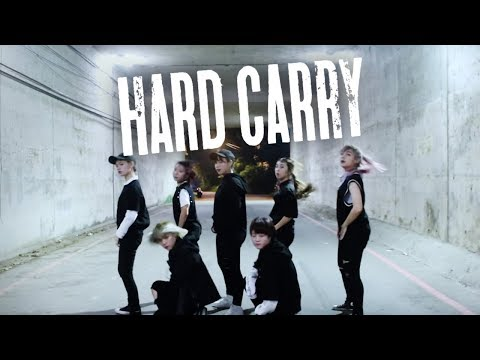 GOT7(갓세븐) _ Hard Carry(하드캐리) Dance Cover by DAZZLING from Taiwan