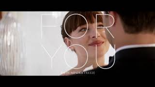 Liam Payne Und Rita Ora  For You Fifty Shades Freed Official Trailer