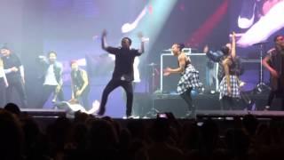 Macklemore Dance Battle in Stuttgart 15.3.2016