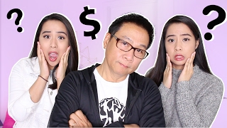 DAD GUESSES PRICES OF GIRLY ITEMS!
