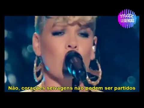 Xxx Mp4 Pink Wild Hearts Can 39 T Be Broken Tradução Legendado Ao Vivo 3gp Sex
