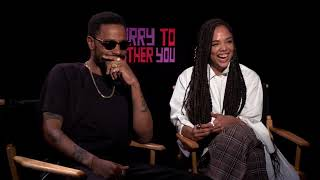 """""""Sorry To Bother You, Stars Lakeith Stanfield & Tessa Thompson Their White Voice AND Black Voice!"""