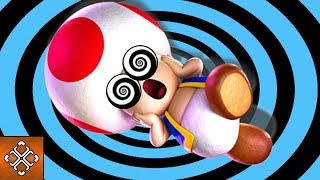 Princess Peach Is MIND-CONTROLLING Toad (#Gameology)
