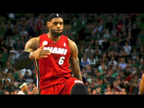 LeBron James Mix - Can't Hold