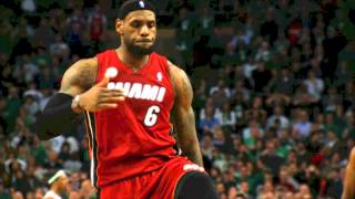 LeBron James Mix - Can't Hold Us (2013)