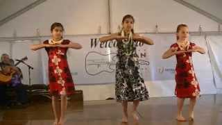 Hula Basics for Keiki (children in Hawaiian)