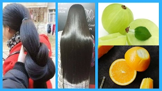 How to Use Amla and Orange Powders for Hair Growth | Wash&Go Aromatic Hair Conditioner for Hair