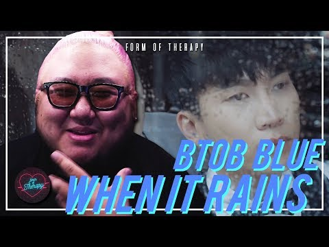 "Producer Reacts to BTOB Blue ""When It Rains"""