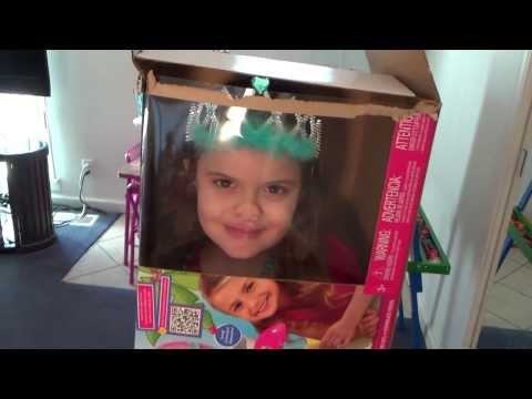 Xxx Mp4 Hilarious Ending To The Girls Playing In A Giant Barbie Box Baby Barbie Girl In A Box 3gp Sex