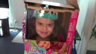 Hilarious Ending to the Girls Playing In a Giant Barbie Box