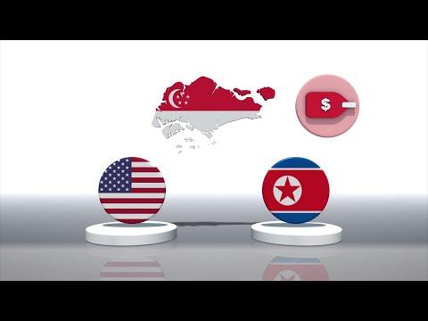 Singapore security on high alert for Trump-Kim summit