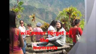 one friendit's more fun in the PhillipinesBaguio Tour