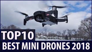 Best Mini Drone 2018-Top 10 Best Mini Drones 2018