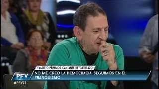 Entrevista 2015 a Evaristo, cantante de LA POLLA RECORDS en TV