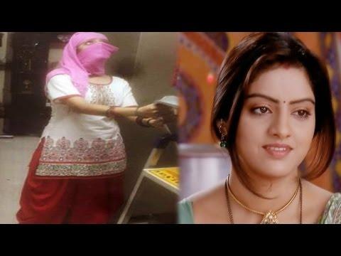 कैमरे में कैद हुआ 'दिया और बाती' की संध्या का नया अवतार | Deepika Singh Caught Doing Domestic Chores