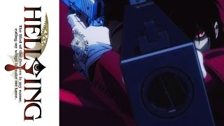 Hellsing Ultimate - Vol 5 - 8 - Available on BD/DVD Combo 11.13.12 - Trailer