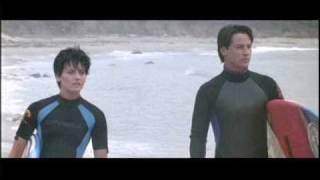 Point Break Soundtrack - Tyler & Johnny are falling in love