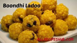 Boondi Ladoo Recipe / Quick And Easy Ladoo Recipe - All Recipes Hub