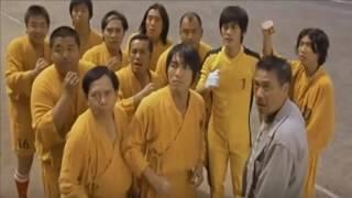 Shaolin Soccer escenas graciosas