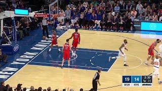 Quarter 1 One Box Video :Knicks Vs. Wizards, 10/12/2017