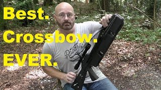 The Best Crossbow You Will Ever See. Maybe.