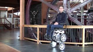 Stair Climbing iBOT Wheelchair v2 on the Horizon