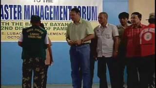 Closing Program of Assembly of District 2 Bantay Bayan, Lubao Pampanga