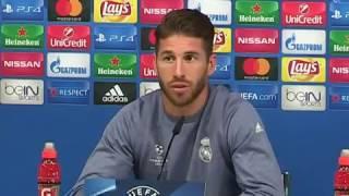 Ramos y Zidane, en defensa de Benzema
