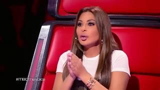 ذا فويس - عبد الحميد راشد - شفت - مرحلة الصوت وبس - احلي صوت The Voice