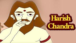 Mythological Stories | Harishchandra | Animated Stories For Kids | Masti Ki Paathshaala
