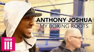 Anthony Joshua Surprises His First Boxing Coach