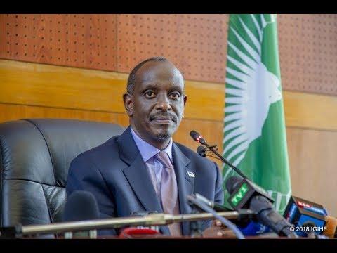 Xxx Mp4 Dr Sezibera Yashimangiye Ko Ibibazo Hagati Y'u Rwanda Uganda N'u Burundi 'bituruka Ahandi' 3gp Sex