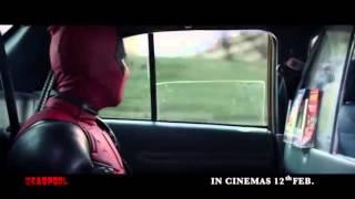 Deadpool | Official Hindi trailer |Punjabi version |
