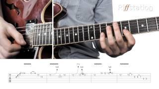 David Gilmour Guitar Technique in 5 Minutes