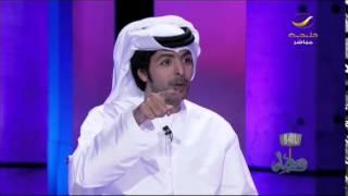 فارس عوض محمد نور أقوى كاريزما للاعب عربي