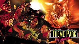 The Theme Park History of Revenge of The Mummy (Universal Studios Florida/Hollywood/Singapore