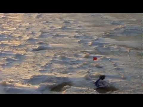 ловля щуки на ладоге на жерлицы видео