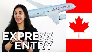 Canadian PR using Express Entry: The Basics!